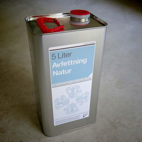 Avfettning Natur 5 liter